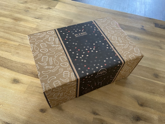 Valentijnsbox van de Beren Veenendaal de box