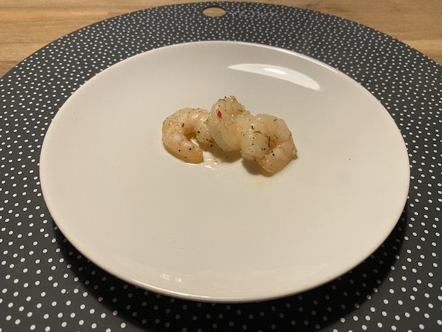 Valentijnsbox van de Beren Veenendaal Do you like my shrimpy? - Scampi's