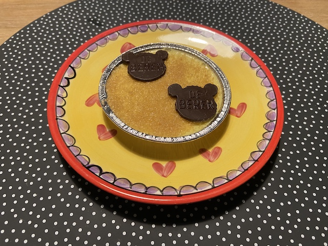 Valentijnsbox van de Beren Veenendaal Sweet as sugar – Crème Brûlée