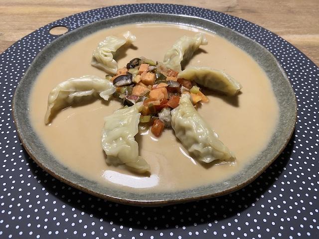 Dumplings van 't Kalkoentje Rhenen