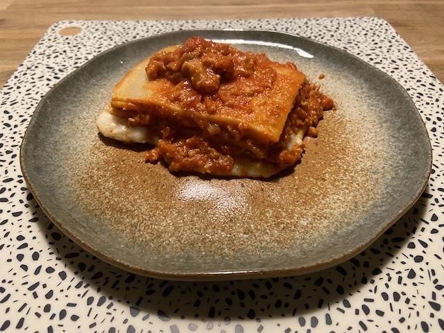 Lasagne van Jumbo uit de Airfryer