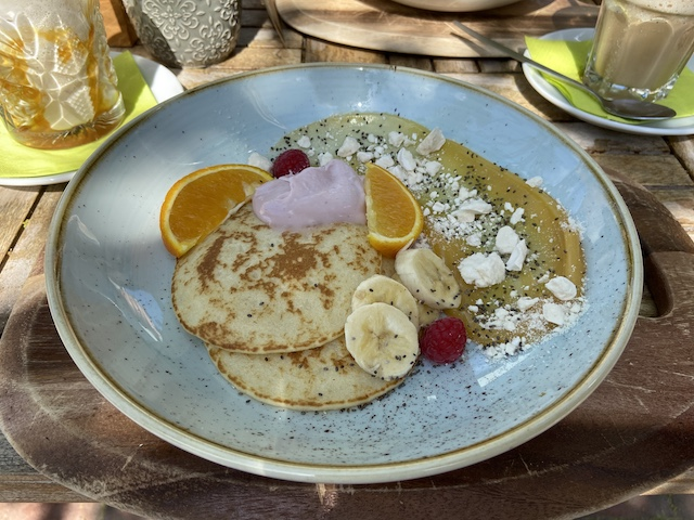 Pancakes bij Barista Café Veenendaal
