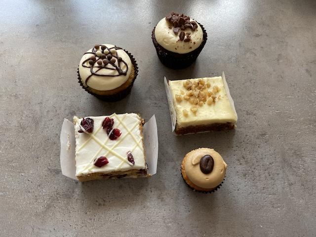 Meepakker van de Cupcakerij Veenendaal