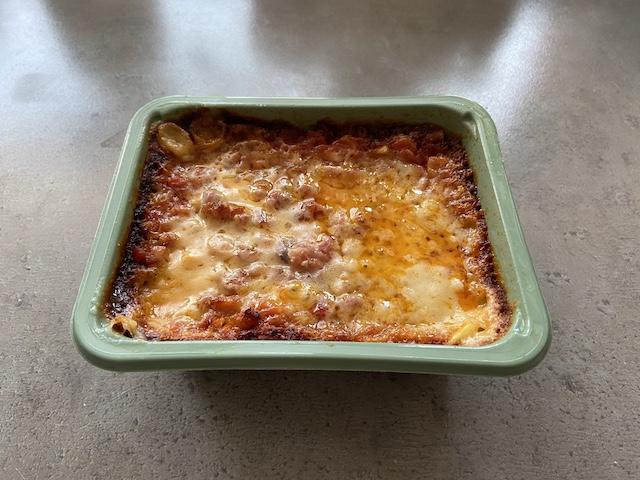 Lasagne uit de Magnetron
