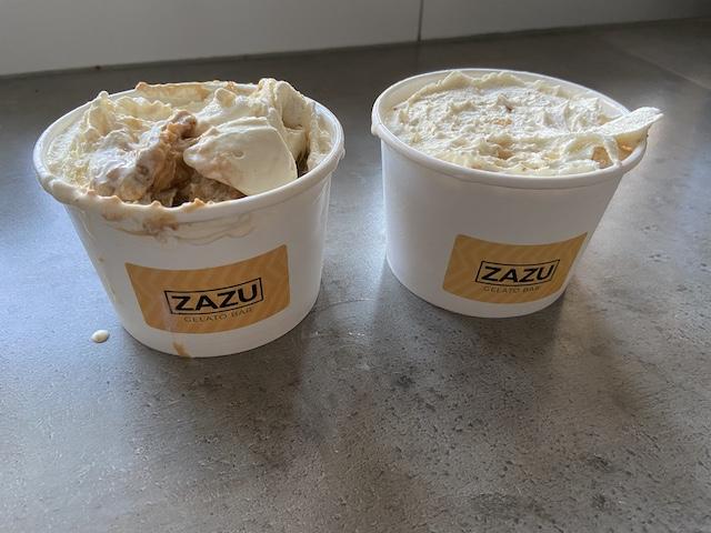 bezorg-ijs van Zazu Veenendaal