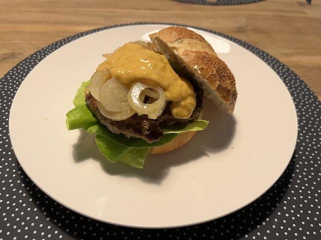 Broodje Hamburger XXL