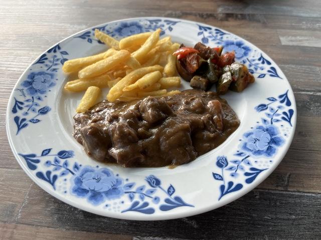 Lunchbufftet bij Landgoed de Kemphaan in Almere